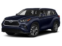 New 2021 Toyota Highlander XLE SUV in El Paso, TX