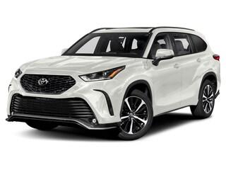 New 2021 Toyota Highlander XSE SUV in Enid, OK