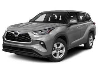 New 2021 Toyota Highlander LE SUV for sale near you in Boston, MA