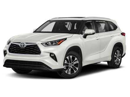 2021 Toyota Highlander XLE SUV for Sale in Gaithersburg MD
