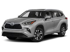 New 2021 Toyota Highlander XLE SUV for sale or lease in Prestonsburg, KY