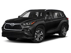 New 2021 Toyota Highlander XLE SUV for sale near Easton, MD