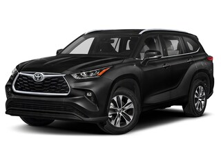 New 2021 Toyota Highlander XLE SUV for sale near you in Boston, MA
