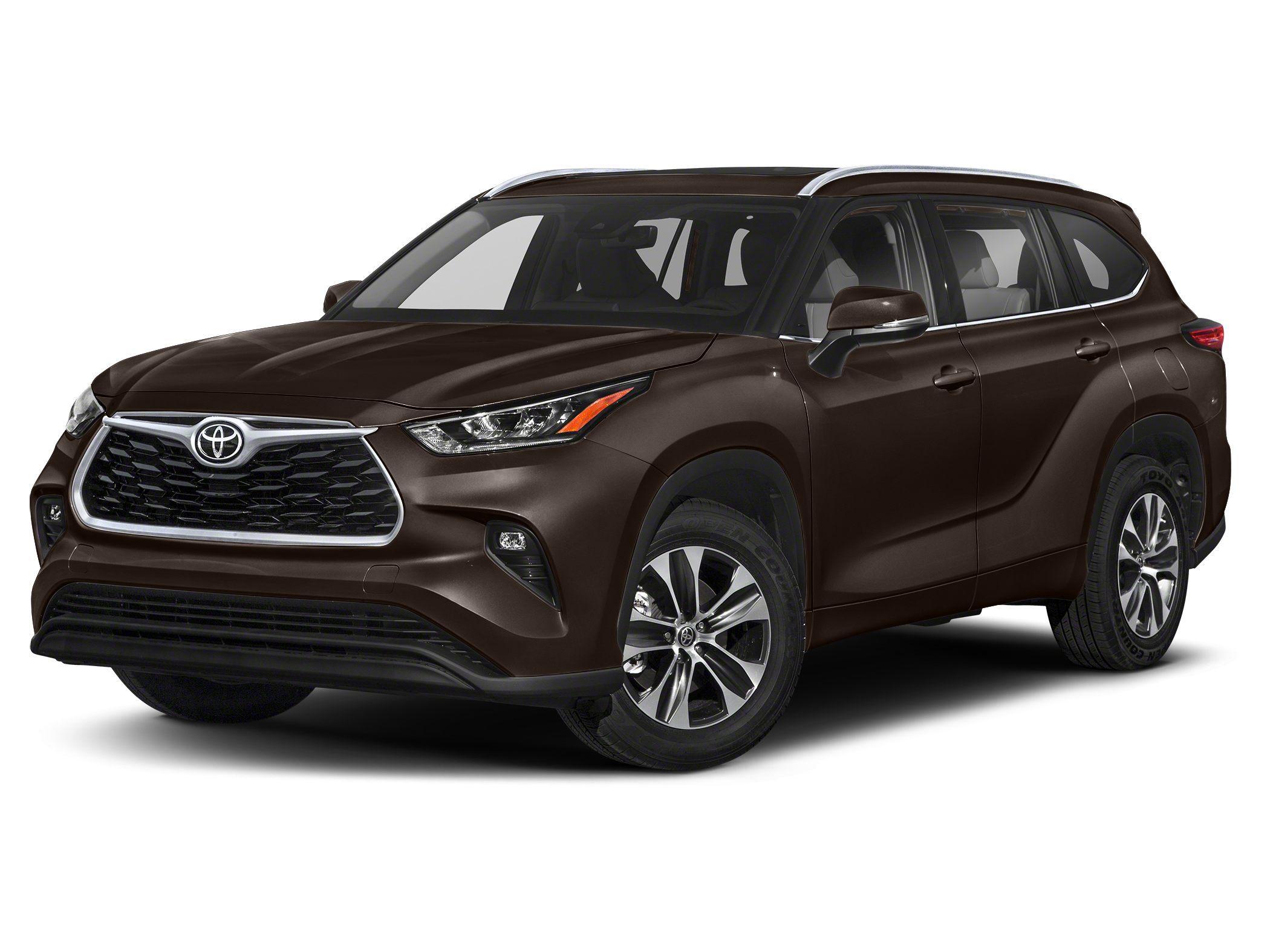 2021 Toyota Highlander SUV