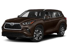 New 2021 Toyota Highlander XLE SUV Wappingers Falls NY