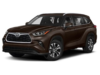 New 2021 Toyota Highlander XLE SUV for sale in Appleton, WI at Kolosso Toyota
