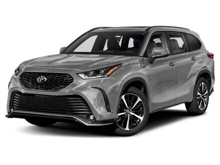 New 2021 Toyota Highlander XSE SUV Springfield, OR