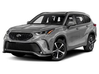 New 2021 Toyota Highlander XSE SUV for sale near you in Spokane WA