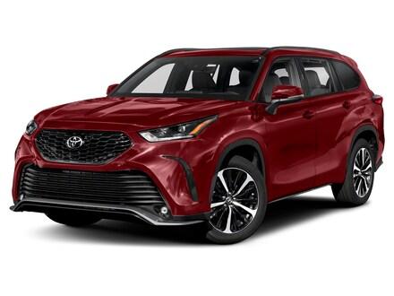 2021 Toyota Highlander XSE 5
