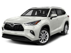 new 2021 Toyota Highlander Limited SUV for sale in franklin pa