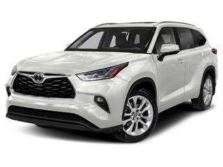 2021 Toyota Highlander Limited SUV for Sale near Baltimore