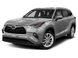 2021 Toyota Highlander LTD SUV