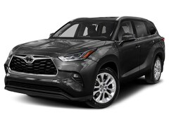 New 2021 Toyota Highlander Limited SUV for sale near Easton, MD