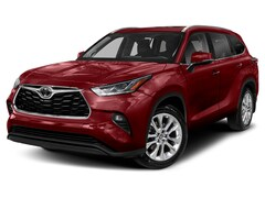 New 2021 Toyota Highlander Limited AWD Sport Utility For Sale in Tacoma, WA