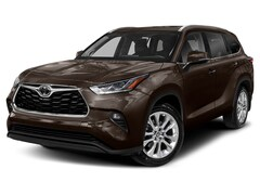 2021 Toyota Highlander Limited SUV For Sale Near Columbus, OH