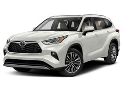 2021 Toyota Highlander Platinum SUV For Sale Near Columbus, OH