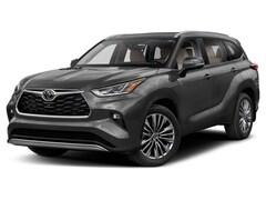 New 2021 Toyota Highlander Platinum SUV For sale in Klamath Falls, OR
