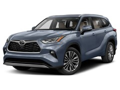 New 2021 Toyota Highlander Platinum SUV for sale in Toledo