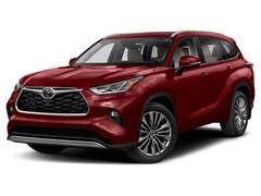 New 2021 Toyota Highlander Platinum SUV for sale or lease in Prestonsburg, KY