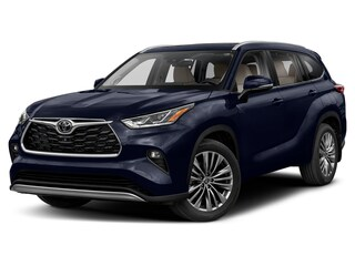 2021 Toyota Highlander Platinum SUV for Sale near Baltimore