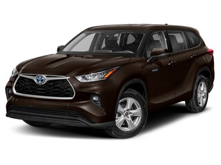New 2021 Toyota Highlander Hybrid XLE SUV for sale in Charlotte, NC