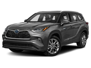 New 2021 Toyota Highlander Hybrid Limited SUV for sale in Charlotte, NC