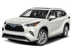 2021 Toyota Highlander Hybrid Hybrid Platinum SUV
