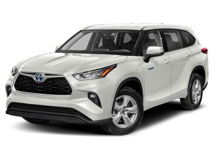 2021 Toyota Highlander Hybrid XLE Sport Utility