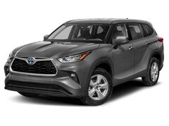 New Toyota vehicle 2021 Toyota Highlander Hybrid XLE SUV for sale near you in Burlington, NJ