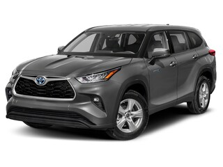 2021 Toyota Highlander Hybrid XLE SUV For Sale in Marion, OH