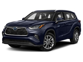 New 2021 Toyota Highlander Hybrid Limited SUV for sale in Appleton, WI at Kolosso Toyota