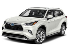 2021 Toyota Highlander Hybrid Platinum SUV For Sale in Englewood Cliffs, NJ