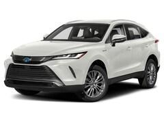 New 2021 Toyota Venza XLE SUV in Galveston, TX