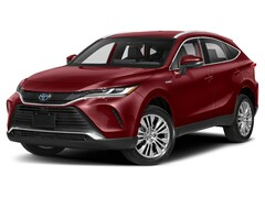 New 2021 Toyota Venza Limited SUV in Portsmouth, NH