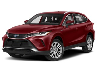New 2021 Toyota Venza Limited SUV for sale near you in Boston, MA