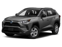 New 2021 Toyota RAV4 Hybrid LE SUV in Portsmouth, NH