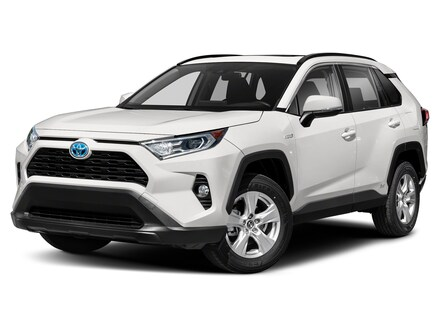 Featured New 2021 Toyota RAV4 Hybrid XLE SUV for sale near you in Colorado Springs, CO