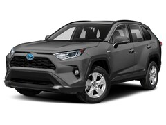 New 2021 Toyota RAV4 Hybrid XLE SUV 2T3R6RFV0MW013622 for sale near you in Lemon Grove, CA