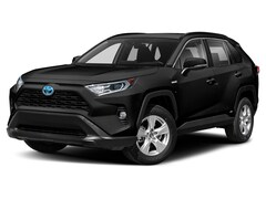 New Vehicle 2021 Toyota RAV4 Hybrid XLE SUV For Sale in Coon Rapids, MN