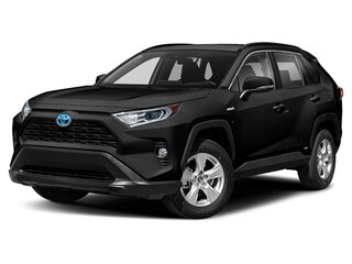 New 2021 Toyota RAV4 Hybrid XLE SUV for sale in Franklin, PA