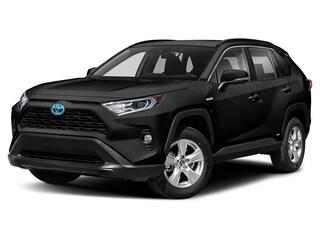 New 2021 Toyota RAV4 Hybrid XLE SUV 4T3R6RFV5MU013700 in Winchester, VA