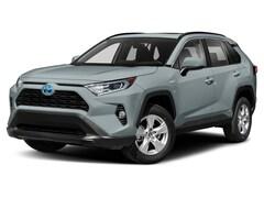 New 2021 Toyota RAV4 Hybrid XLE SUV 2T3R6RFV0MW005844 23176 near Townson