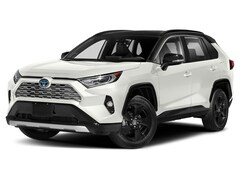New 2021 Toyota RAV4 Hybrid XSE SUV for sale in Albuquerque, NM