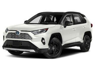 2021 Toyota RAV4 Hybrid XSE SUV 2T3E6RFV9MW003640