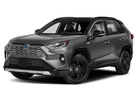 Featured New 2021 Toyota RAV4 Hybrid XSE SUV for sale near you in Peoria, AZ
