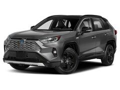2021 Toyota RAV4 Hybrid XSE SUV For Sale in Norman, Oklahoma
