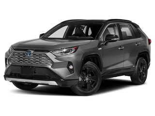 New 2021 Toyota RAV4 Hybrid XSE SUV Lawrence, Massachusetts