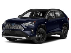 New 2021 Toyota RAV4 Hybrid XSE SUV for sale in Modesto, CA