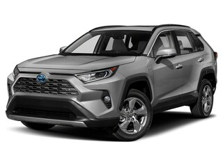 2021 Toyota RAV4 Hybrid Limited Sport Utility For Sale in Redwood City, CA