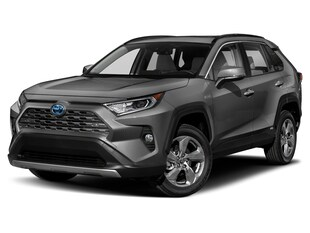 2021 Toyota RAV4 Hybrid Limited SUV for sale in Hollywood, CA